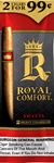 ROYAL COMFORT CIGARILLOS SWEETS 2  -  $0.99 15CT BOX