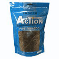 Action Pipe Tobacco 6oz. Smooth