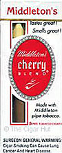 MIDDLETONS CHERRY BLEND CIGARS 10 - 5PKS