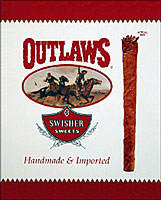 SWISHER SWEETS OUTLAWS 6 - 8 PKS