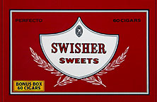 SWISHER SWEETS PERFECTO 60CT - BONUS BOX