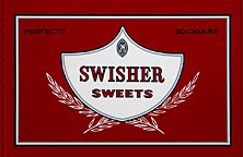 SWISHER SWEETS PERFECTO 50CT - BOX