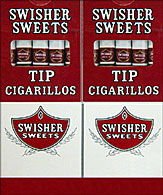Swisher Sweets Tip Cigarillos 20 - 5pks