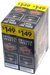 Swisher Sweets Cigarillos 2 - $0.99 Black - 30 - 2ct