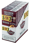 Swisher Sweets Cherry Tip Cigarillos 10 - 5pks