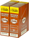 Swisher Sweets Cigarillos 2 - $0.99 Chocolate - 30 - 2ct