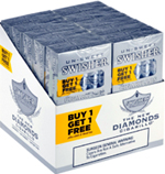 Swisher Sweets Cigarillos Diamonds Promo - 20 - 5pks