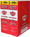 Swisher Sweets Cigarillos 2 - $0.99 Strawberry - 30 - 2ct