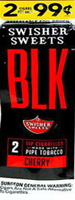 Swisher Sweets BLK Cherry Tip Cigarillos 2 - $0.99 15 - 2Ct Box