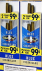White Owl Cigarillos Blue - Foil Pouch 30CT 2 - $0.99