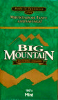 Big Mountain Filtered Cigars - Mint 100 Box
