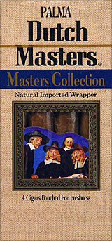 DUTCH MASTERS PALMA MASTERS COLLECTION 5 - 4PKS