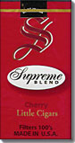 SUPREME BLEND CHERRY LITTLE CIGARS 100s