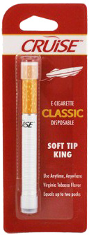 Cruise Full Flavor Disposable Electronic Cigarette