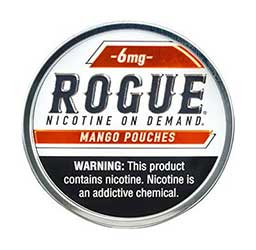 ROGUE Nicotine Pouches