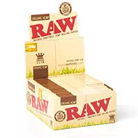 Raw Papers and Cones