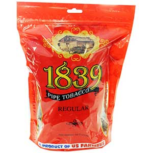 1839 Regular 16oz Pipe Tobacco