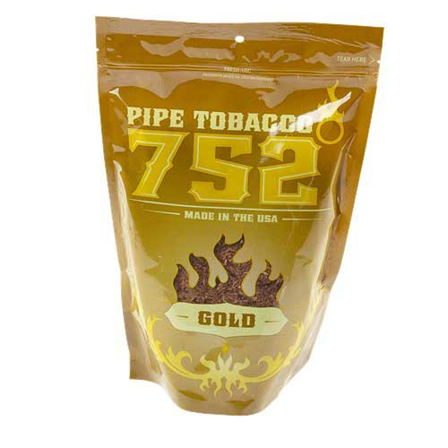752 Degrees Gold 16oz Pipe Tobacco