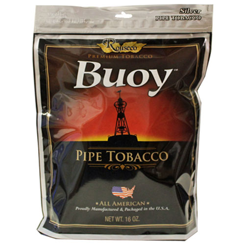Buoy Silver 6oz Pipe Tobacco