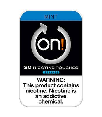 ON Nicotine Pouches Mint 2mg 5ct