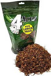 4 Aces Menthol 6oz Pipe Tobacco