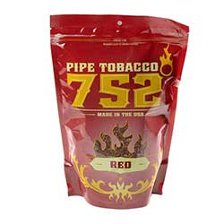 752 Degrees Red 16oz Pipe Tobacco