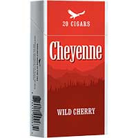 Cheyenne Little Cigars Wild Cherry 100 Box