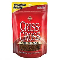 Criss Cross Original 16oz Pipe Tobacco