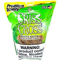 Criss Cross Smooth Menthol 16oz Pipe Tobacco