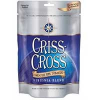 Criss Cross Virginia Blend Smooth 3oz Pipe Tobacco