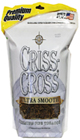 Criss Cross Ultra Smooth 16oz Bag