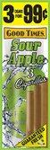 Good Times Cigarillos Sour Apple 15ct