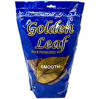 Golden Leaf Pipe Tobacco Smooth 16oz