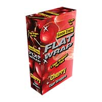 Good Times Flat Wrap Cherry 25ct Box