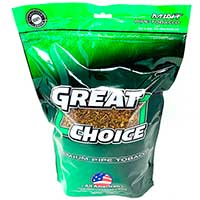 Great Choice Pipe Tobacco Green 16oz