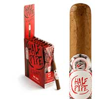Half Pipe Cigars Epic Red 10 Pack