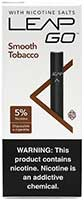 Leap Go Smooth Tobacco Disposable