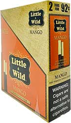 Little N Wild Mango 25ct Box