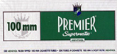 Premier Supermatic Menthol 100 Tubes 200ct