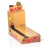 RAW Classic 1.25 Rolling Papers 24ct Box
