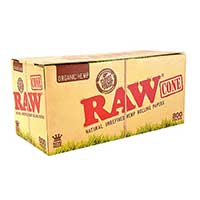 RAW Organic Cones King Size 32ct Box