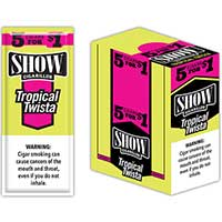 Show Cigarillos Tropical Twist 15 5pks