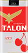 Talon Little Cigars Cherry 100 Box