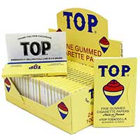 Top Original Rolling Papers 24ct Box