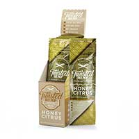 Twisted Hemp Honey Citrus Wraps 15ct