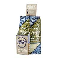 Twisted Hemp Vanilla Smooth Wraps 15ct