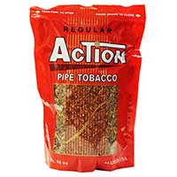 Action Regular 16oz Pipe Tobacco