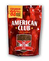 American Club Red 6oz Pipe Tobacco