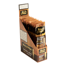 Black and Mild Natural Wrap Original Wood Tip 15ct