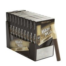 Black and Mild Original Shorts Cigars 10 5pks